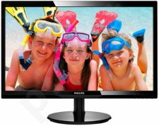 Monitor Philips 246V5LHAB/00, 24'' LED, FullHD, HDMI, speakers, black