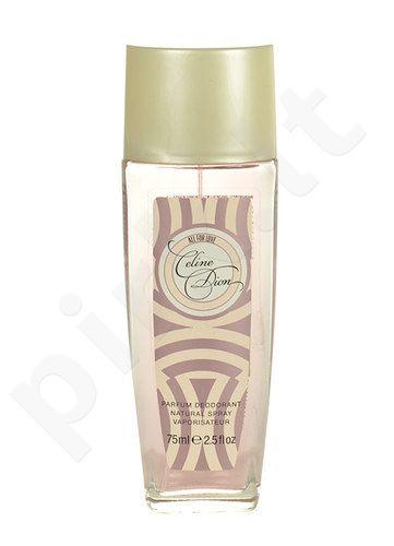 Celine Dion All For Love, dezodorantas moterims, 75ml