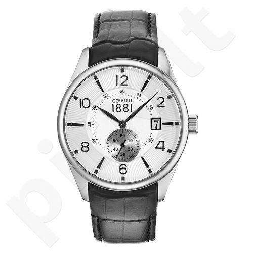 Vyriškas laikrodis Cerruti 1881 CRA098A212D