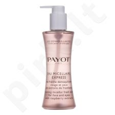 PAYOT Les Démaquillantes, Cleansing Micellar Fresh Water, micelinis vanduo moterims, 200ml