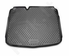 Guminis bagažinės kilimėlis SEAT Leon hb 2007-2012  black /N34004