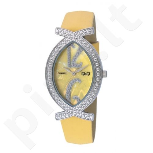 Moteriškas laikrodis Q&Q KV41-322Y
