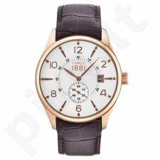 Vyriškas laikrodis Cerruti 1881 CRA098C213D