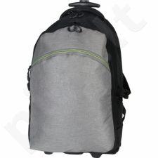 Kuprinė 4F H4L17-PCU012 juoda-pilkas
