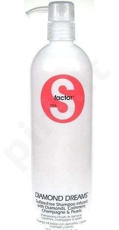 TIGI S Factor Diamond Dreams šampūnas, 250ml moterims