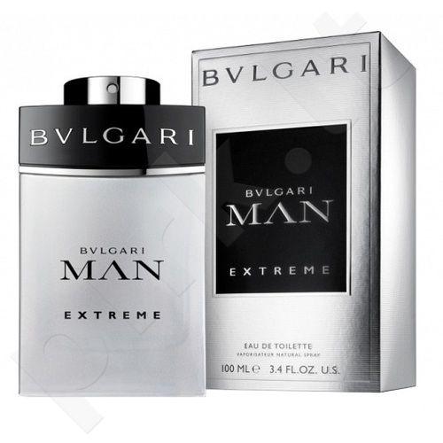 Bvlgari MAN Extreme, tualetinis vanduo vyrams, 60ml