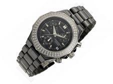 Romanson Sports TM1231QM1BA32W moteriškas laikrodis Chronograph