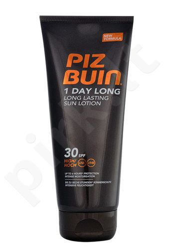 Piz Buin 1 Day Long Lasting Lotion SPF30, kosmetika moterims, 200ml