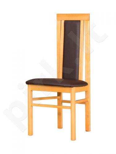 Kėdė KB buko / eko oda