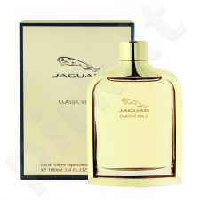 Jaguar Classic Gold, EDT vyrams, 100ml, (testeris)