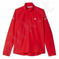 Striukė bėgiojimui Adidas Sequencial Run Anorak Women W AX7500