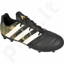 Futbolo bateliai Adidas  ACE 16.3 FG/AG Leather M S79724