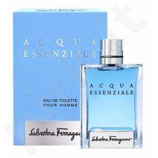 Salvatore Ferragamo Acqua Essenziale, tualetinis vanduo vyrams, 100ml