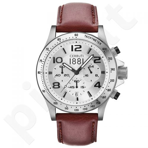 Vyriškas laikrodis Cerruti 1881 CRA101A213G