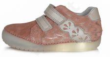 Auliniai D.D. step kreminiai led batai 25-30 d. 0503m