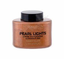 Makeup Revolution London Pearl Lights, skaistinanti priemonė moterims, 25g, (Candy Glow)