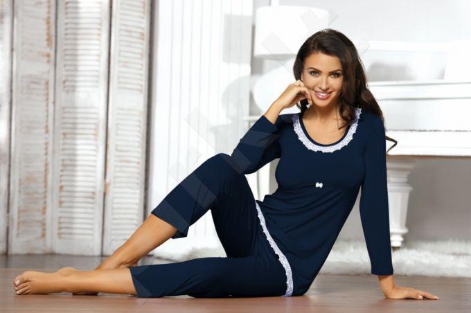 Pižama TELIA (tamsiai mėlynos spalvos)