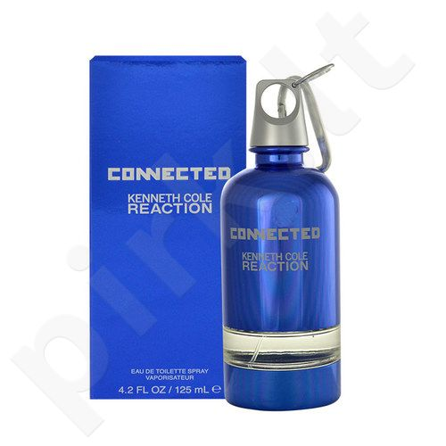 Kenneth Cole Connected Reaction, EDT vyrams, 125ml