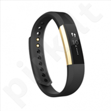 Fitbit Flex Alta tracker FB406GBKL-EU Black/ gold, Touchscreen, Bluetooth,