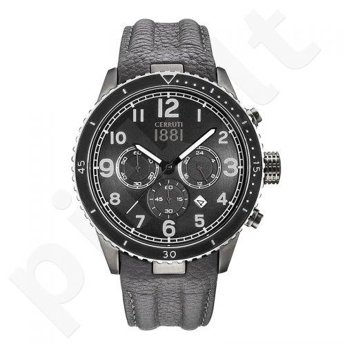 Vyriškas laikrodis Cerruti 1881 CRA104SUB02GY