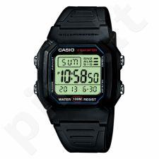 Vyriškas Elektroninis Casio laikrodis W-800H-1AVES