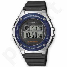 Vyriškas laikrodis Casio W-216H-2AVEF