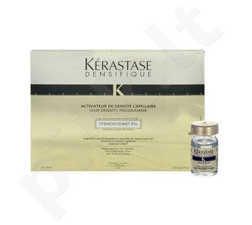 Kerastase Densifique Hair Density Programme rinkinys moterims, (10x 6ml Vials) [pažeista pakuotė]
