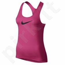 Marškinėliai treniruotėms Nike Pro Cool Tank W 725489-616