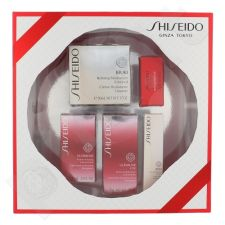 Shiseido Ibuki veido priežiūros rinkinys moterims, (Ibuki Refining drėkinamasis veido kremas 50 ml + Ultimune koncentratas 10 ml + Ultimune paakių koncentratas 5 ml + Ibuki paakių kremas 5 ml + Rouge 2,5 g RD501)