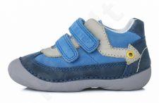 D.D. step mėlyni batai 20-24 d. 015168u