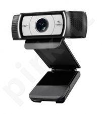 Web kamera Logitech C930e, Full HD 1080p, Zoom 4X, Autofokusas