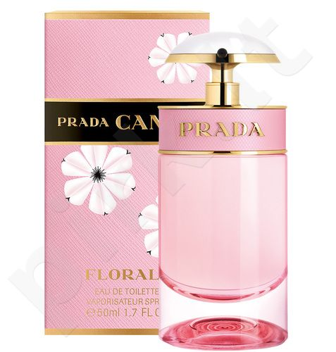 Prada Candy Florale, EDT moterims, 30ml