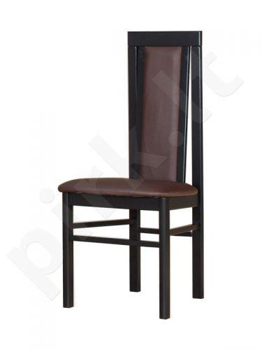 Kėdė KB juoda / eko oda