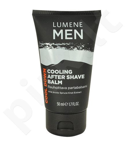 Lumene Men Cool Down Cooling losjonas po skutimosi, kosmetika vyrams, 50ml