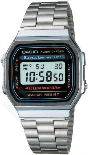 Laikrodis Casio A168WA-1A