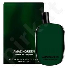 COMME des GARCONS Amazingreen, kvapusis vanduo moterims ir vyrams, 50ml