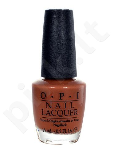OPI Nail Lacquer, kosmetika moterims, 15ml, (NL T24 A-Taupe The Space Needle)