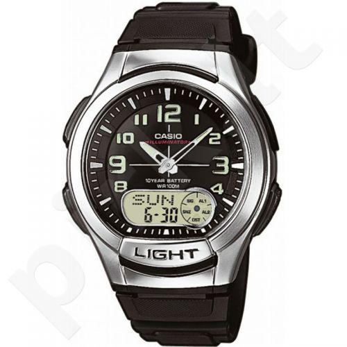 Vyriškas laikrodis Casio AQ-180W-1BVES