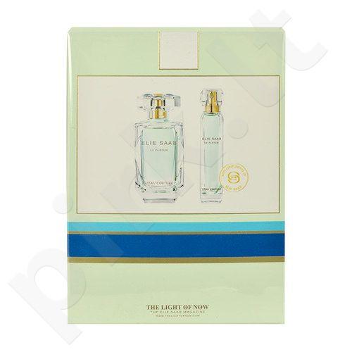 Elie Saab Le Parfum L´Eau Couture rinkinys moterims, (EDT 50ml + 10ml EDT)