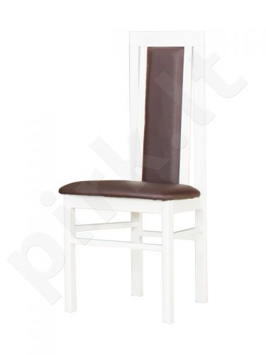 Kėdė KB balta / eko oda