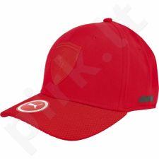 Kepurė  su snapeliu Puma Ferrari Lifestyle First Cap rosso corsa M 05290602