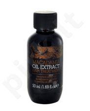 Xpel Macadamia atkuriamasis plaukų aliejus, kosmetika moterims, 50ml