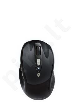 Bevielė pelė Gigabyte M7700B, Bluetooth, Juoda