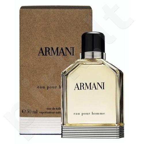 Giorgio Armani Eau Pour Homme (2013), tualetinis vanduo vyrams, 100ml, (testeris)