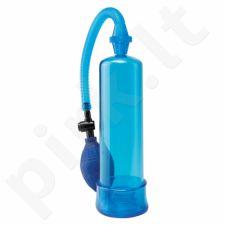 Penio pompa pradedantiems Power Pump - Mėlyna
