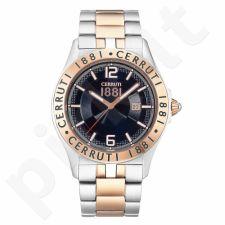 Vyriškas laikrodis Cerruti 1881 CRA120STR03MRT