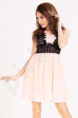 Emamoda suknelė - rausva 12004-1