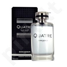 Boucheron Boucheron Quatre, EDT vyrams, 100ml, (testeris)