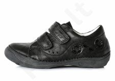 D.D. step juodi batai 31-36 d. 046607cl