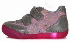Auliniai D.D. step rožiniai led batai 31-36 d. 0504al